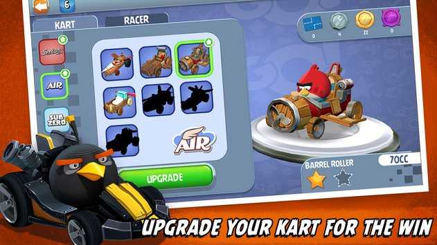 تنزيل Angry Birds Go! APK للاندرويد